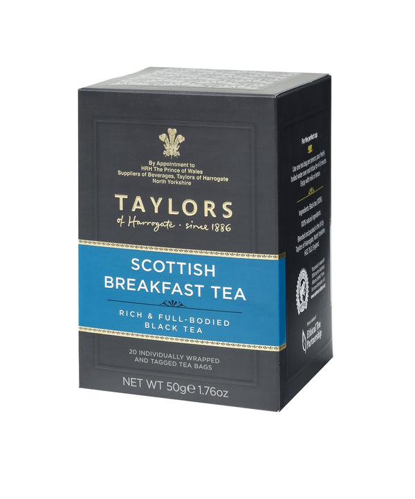 Taylors - Scottish Breakfast - 20 Wrapped Tea Bags