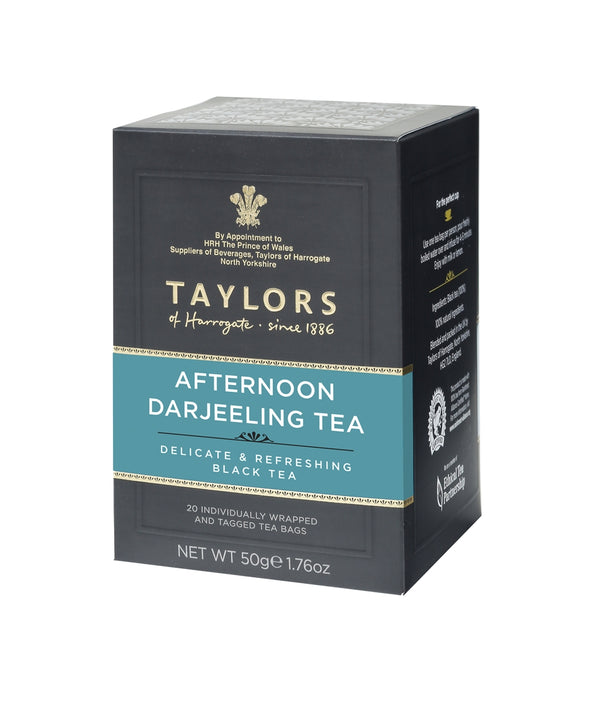 Taylors - Afternoon Darjeeling - 20 Wrapped Tea Bags