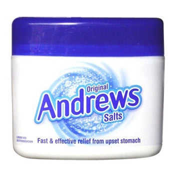 Andrews Liver Salts 150g - The British Pedlar