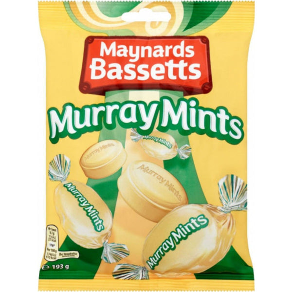 Maynards Bassetts Murray Mints 200g