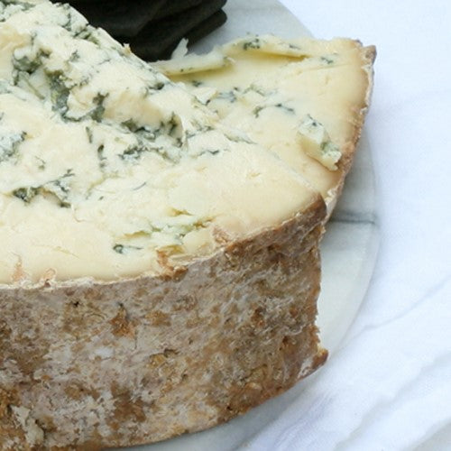 Blue Stilton DOP by Tuxford and Tebbutt Cheese 7.5 oz