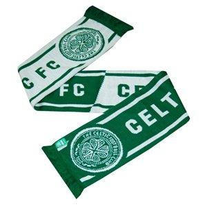 CELTIC FC Licensed Nero Scarf