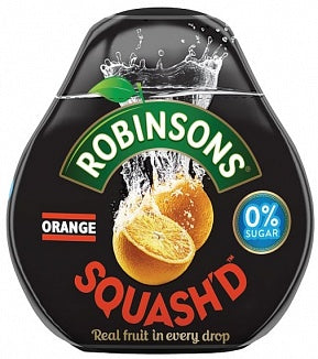 Robinson Squashed Orange 66ml