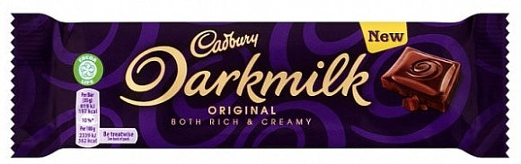 Cadbury Dark Milk 35g