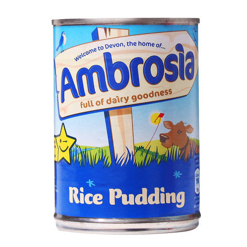 Ambrosia -  Rice Pudding 12oz