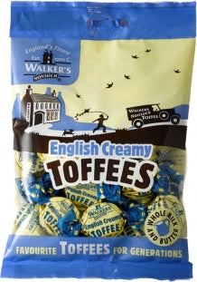 Walkers Nonsuch Creamy English Toffees