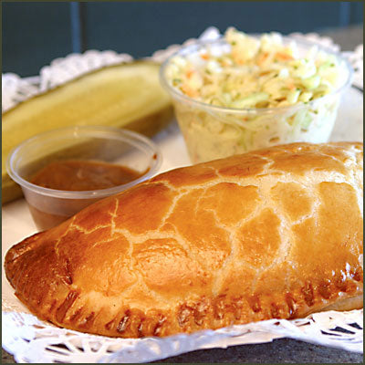 4&20 Pasty Company ORIGINAL CORNISH PASTY 7oz