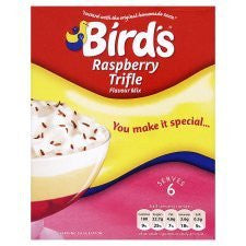 Bird's Raspberry Trifle Mix