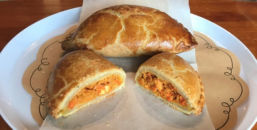 4 & 20 Pasty Co Chicken Tikka Masala Pasty 7oz - The British Pedlar