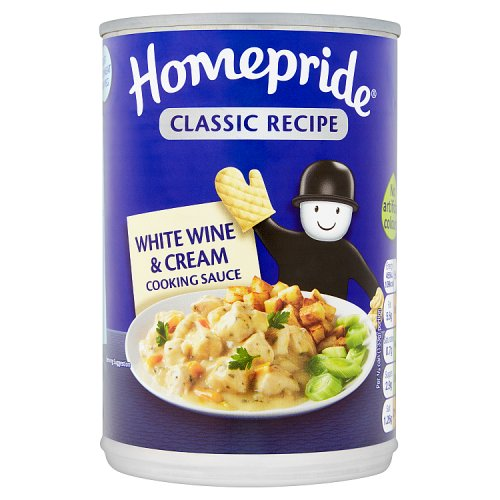 Homepride Wine and Cream Cook In Sauce