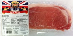 Crown British Back Bacon