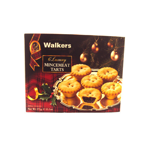 Walkers Shortbread Luxury Mince Pies