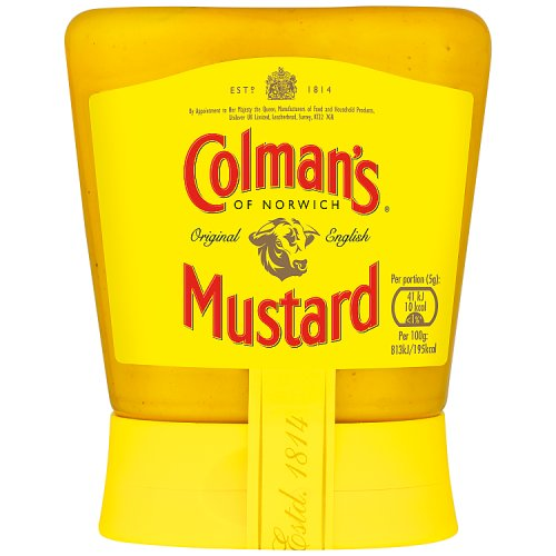 Colmans English Mustard Squeezy