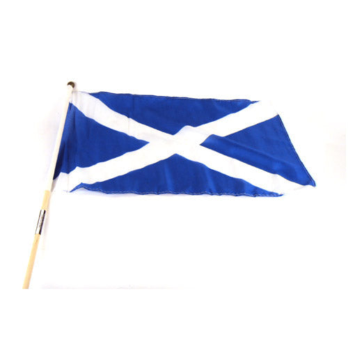Scottish St Andrews Flag 12'' x 18''