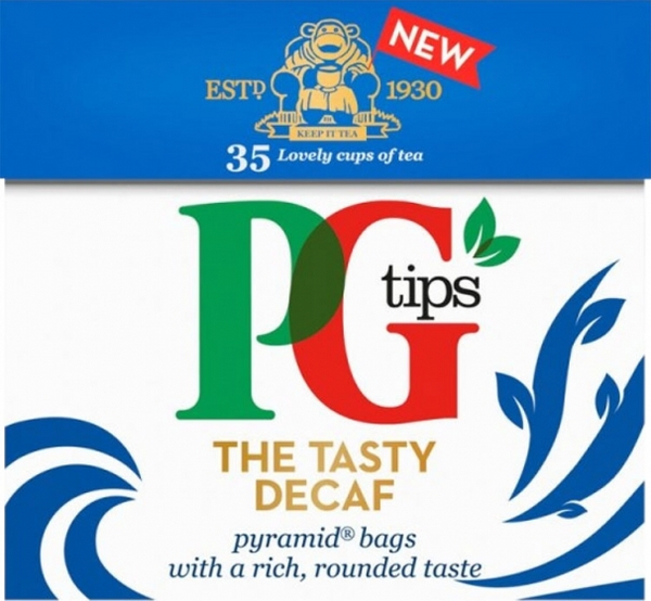PG Tips Decaf 35s