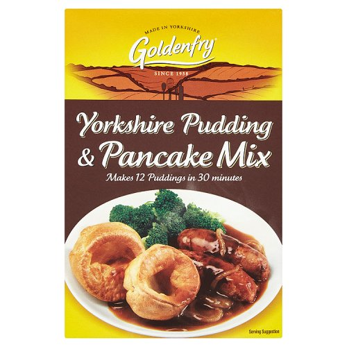 Goldenfry - Yorkshire Pudding Mix