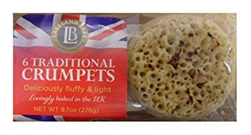 Lakeland Bake Crumpets 6 ct