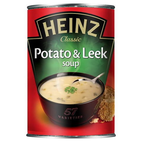 Heinz Potato & Leek Soup