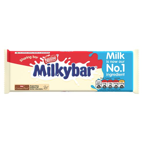 Nestle Milkybar Sharing Block 100g