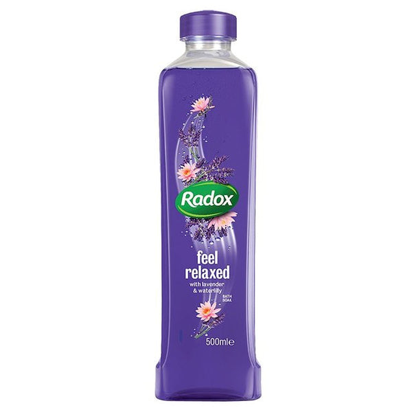 Radox Feel Relaxed (purple) 500ml
