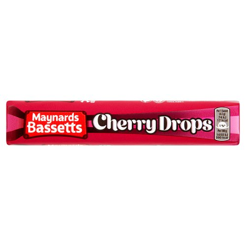 Bassetts Cherry Drops 45g