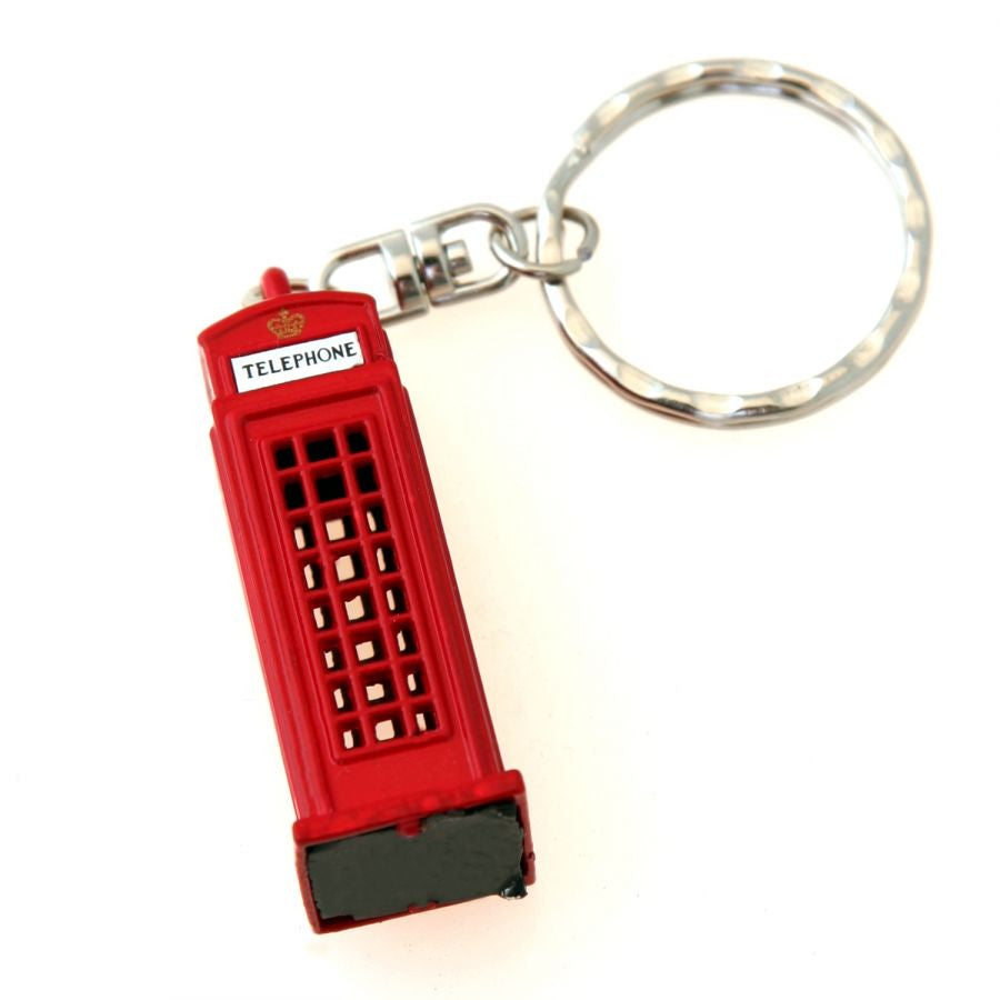 Telephone Box Keyring