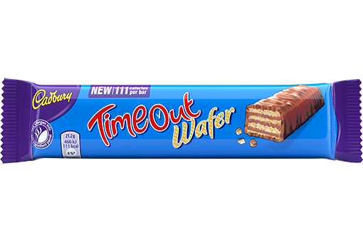 Cadbury Time Out Wafer single stick