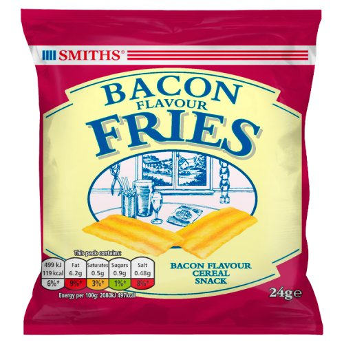 Smiths Bacon Fries