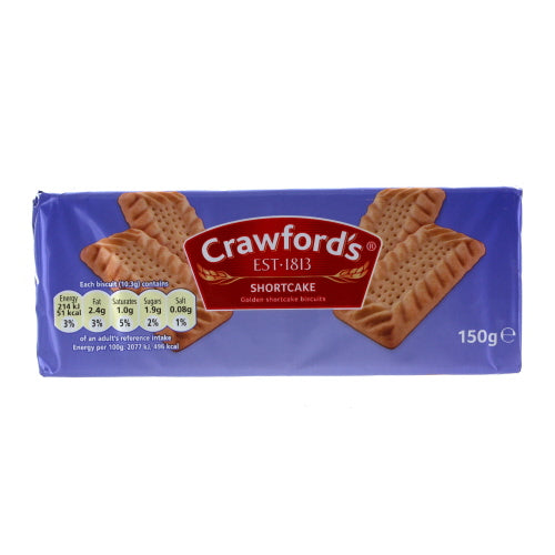 Crawfords Shortcake