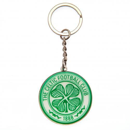 Celtic Football Club Licensed Premium Keyring