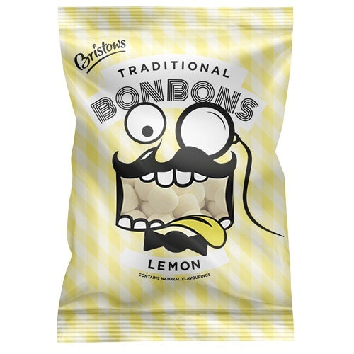 Bristow's Traditional Lemon Bon Bons 150g