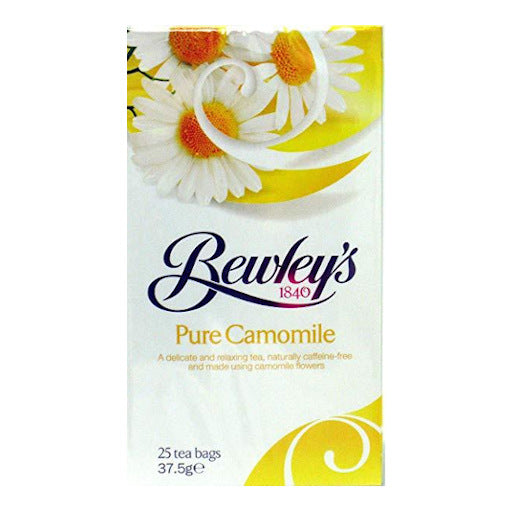 Bewley's Pure Chamomile Tea 25ct - The British Pedlar
