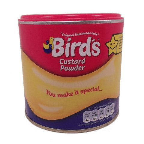Bird's Custard Powder Drum 300g