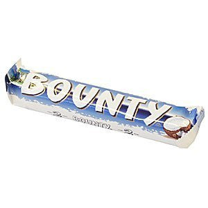 Mars Bounty Milk Chocolate