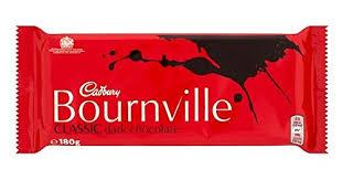 Cadbury Bournville Dark 180g