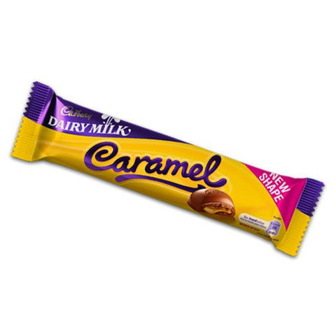 Cadbury Dairy Milk Caramel bar 45g