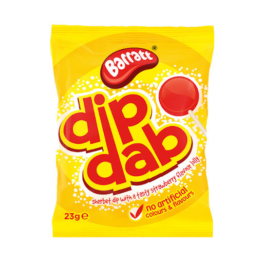 Barratt Dip Dab - The British Pedlar