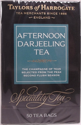 Taylors - Afternoon Darjeeling Tea