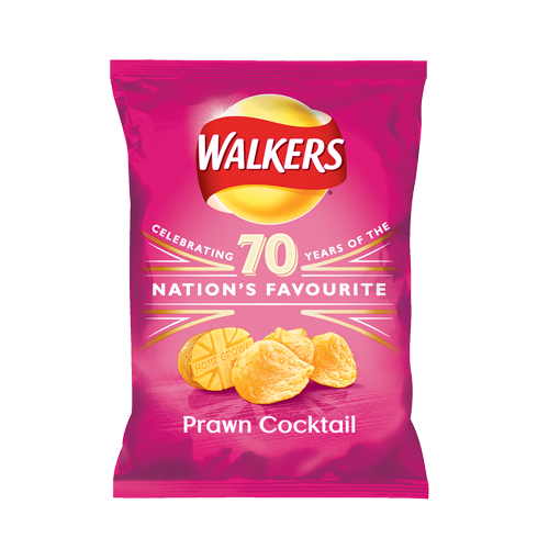 Walkers Prawn Cocktail Crisps