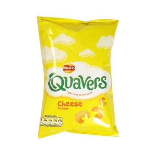 Walkers Quavers 20g Crisps