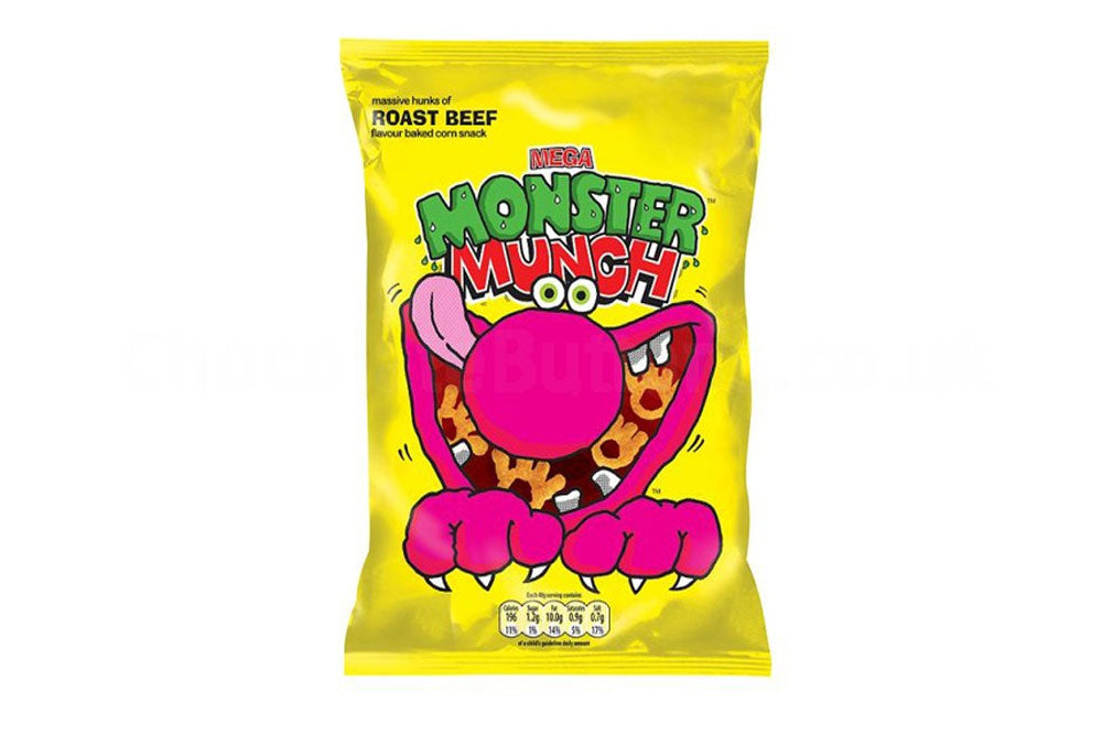 Mega Monster Munch Roast Beef