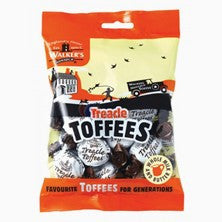 Walker's Nonsuch Treacle Toffees bag 150g