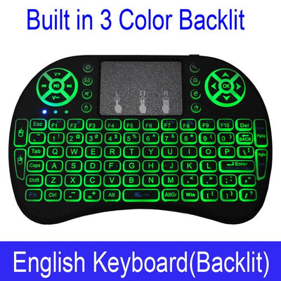 Keyboard 7 color backlit