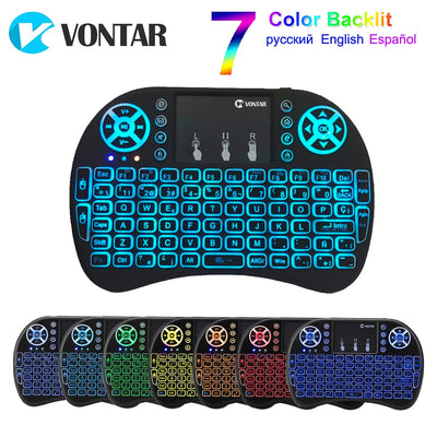 VONTAR i8 keyboard backlit