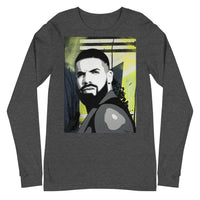 """Drake"" - Unisex Long Sleeve"