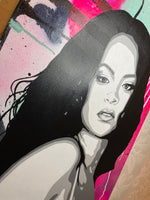 """Rihanna"" - Original Painting"