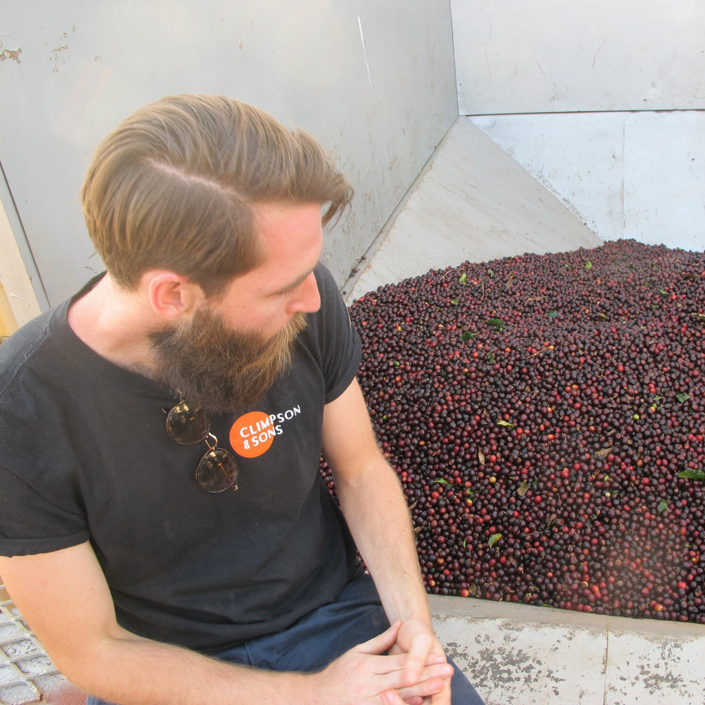Brazil Travel Report 2018 - Part Two - Daterra Fermentation Project