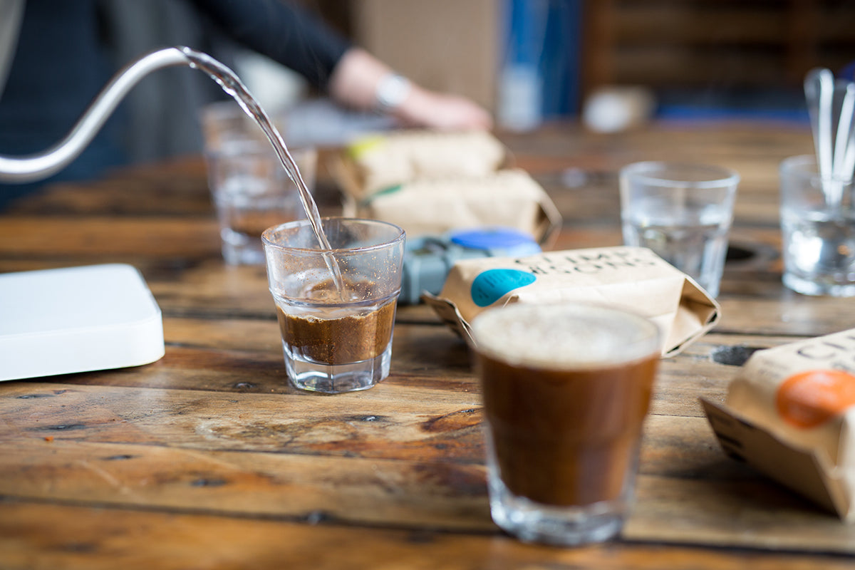 A Beginners Guide to Tasting Coffee | Climpson & Sons
