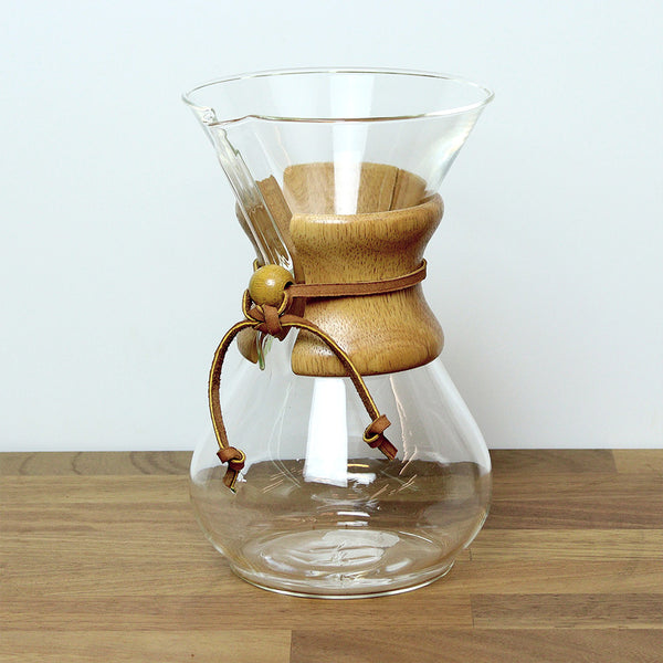 Chemex 6 Cup Wooden Neck