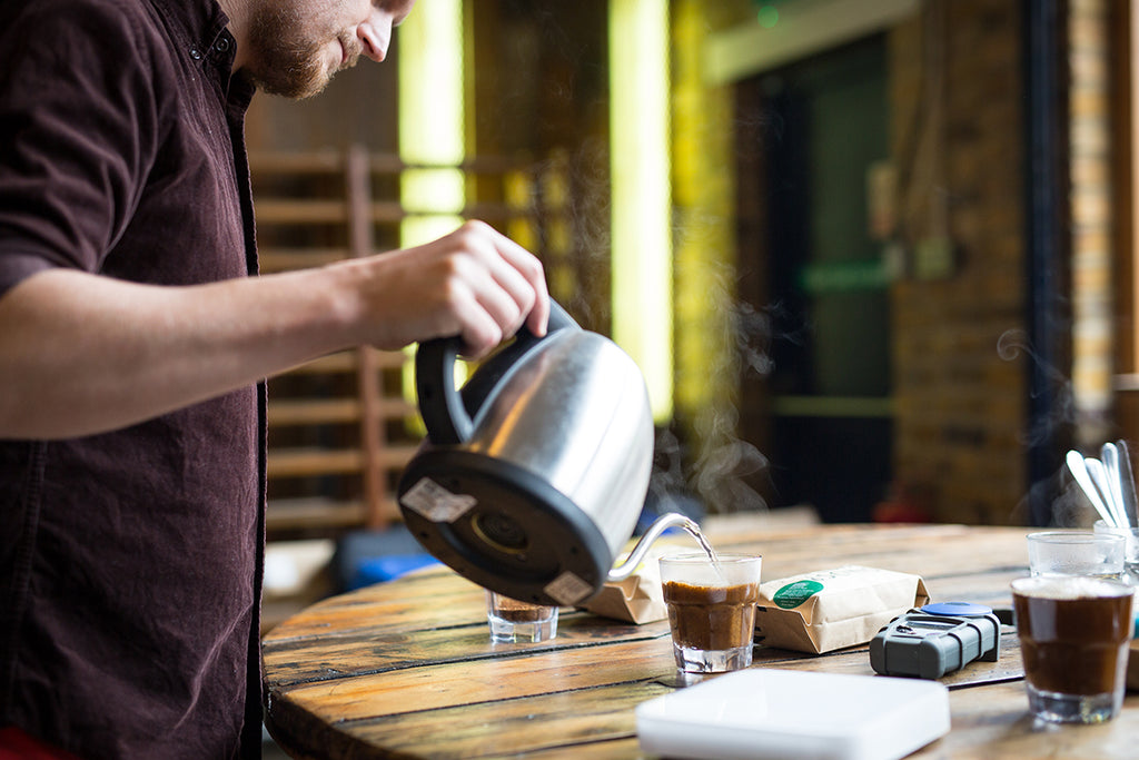 Coffee Workshop: Home Brewing - Immersion (Virtual)
